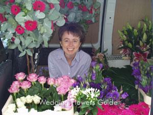 Cindy - The Best Wedding Florist!