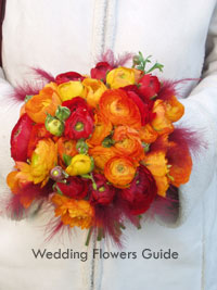 Popular Wedding Flowers - Rhode Island Weddings - Rhode Island