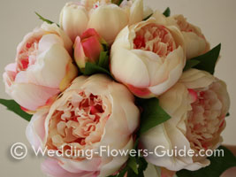 Who will make all your artificial wedding flowers from bouquets