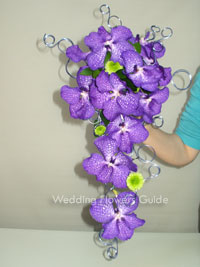 Orchid+bouquet+images