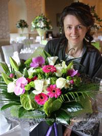 wedding florist cindy