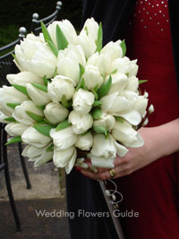 Which spring wedding flowers should you choose tulip posy bouquet creating spring tulip centerpieces mightylinksfo